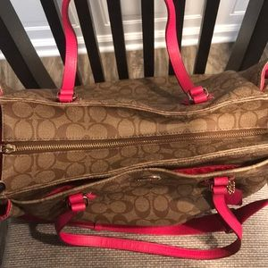 Coach Bags - COACH BABY BAG ALMOST NEW CONDITION